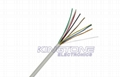 Unshielded UL Security Alarm Cable Cu Conductor for Wiring Burglar