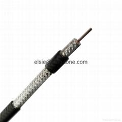 RG6/U S BC 95% CCA PVC 75 Ohm CCTV coaxial Cable