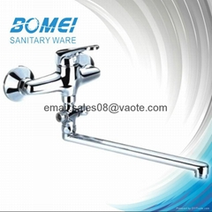Russia Popular Wall-Mounted Kitchen Faucet
