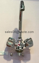 Zinc Body Full Open Sink Kitchen Faucet (for middle east market )