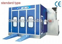 s1 spray booth