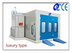 L1 spray booth