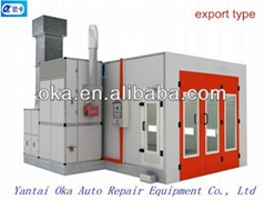 e1 spray booth