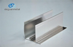 Aluminium Folding Doors Aluminium Extrusion Profiles Extruded Aluminum Framing