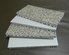 陶瓷薄板蜂窝复合板