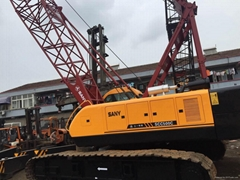 used 50 ton SANY SCC500C crawler crane for sale