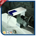 Waterfall Automatic Cold and Hot Faucet with LED 1