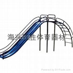 儿童游乐设施滑梯