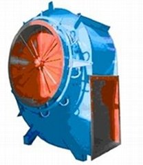 Low-medium-high pressure Centrifugal fan 4-68
