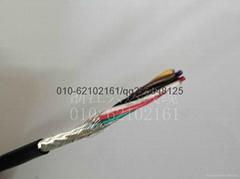 美标UL2835 8芯26AWG镀锡电子线