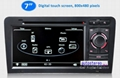Audi A3 S3 Car Radio Sat Nav Navigation