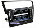 Multimedia Car Stereo Sat Nav 7'' Car