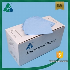 China Mainland Box Cost-effective Cheep Industrial Dust Free Paper Wipes