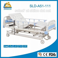 Five Function Patient Bed Electric Medical Bed