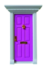 Fairy door doll house accessories