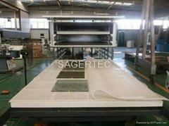Full automatic glass laminating machine