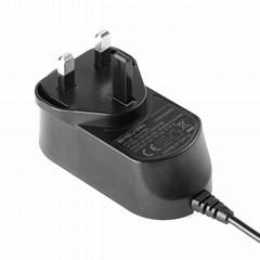 UK adapter 5V 4A power adapter supplier from simsukian