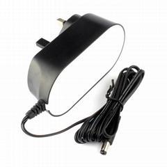 24V 1A UK market adapter power adapter manufacturer from simsukian adapter