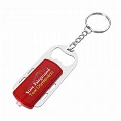 Promotional Bottle opener LED Key Light