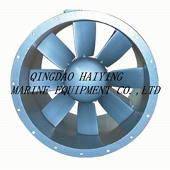 CZF Marine axial flow fan for ship use