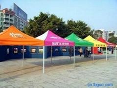 大連折疊廣告帳篷