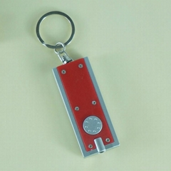Attractive price high quality led flashlight keychain