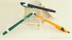 Cheap Price Logo Plastic Promotional Pen