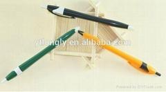 Cheap Price Logo Plastic Promotional Pen
