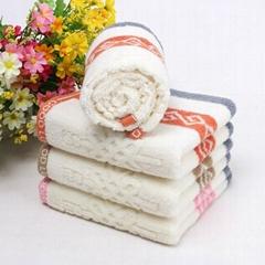 中国结毛巾