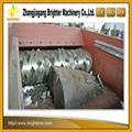 Industrial SCS800 single shaft plastic