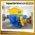 Industrial SCS1600 single shaft plastic