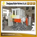 Industrial SCSP800 Single shaft hdpe ppr