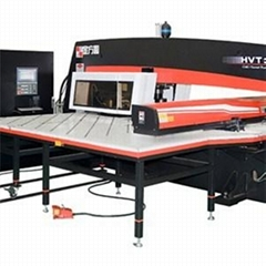HVT Hydraulic CNC Turret Punch Press HVT-300