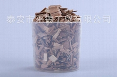 100% Natural Hickory BBQ & Smoker Wood Chips (4-5mm) for Grill BBQ Smoker