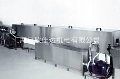 碱水清水双功能高效强力洗罐机
