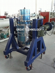Drainage/water/sewer PVC pipe production