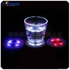 LED瓶底贴