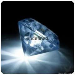 发光钻石冰块