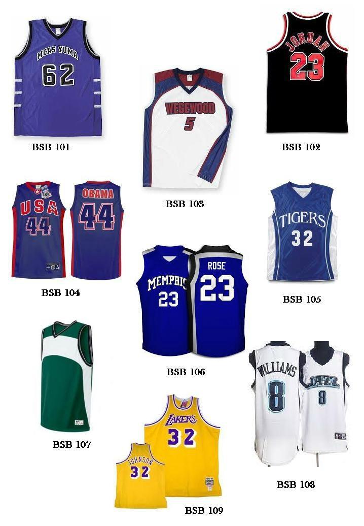 basket ball jerseys shirt wear uniform 1