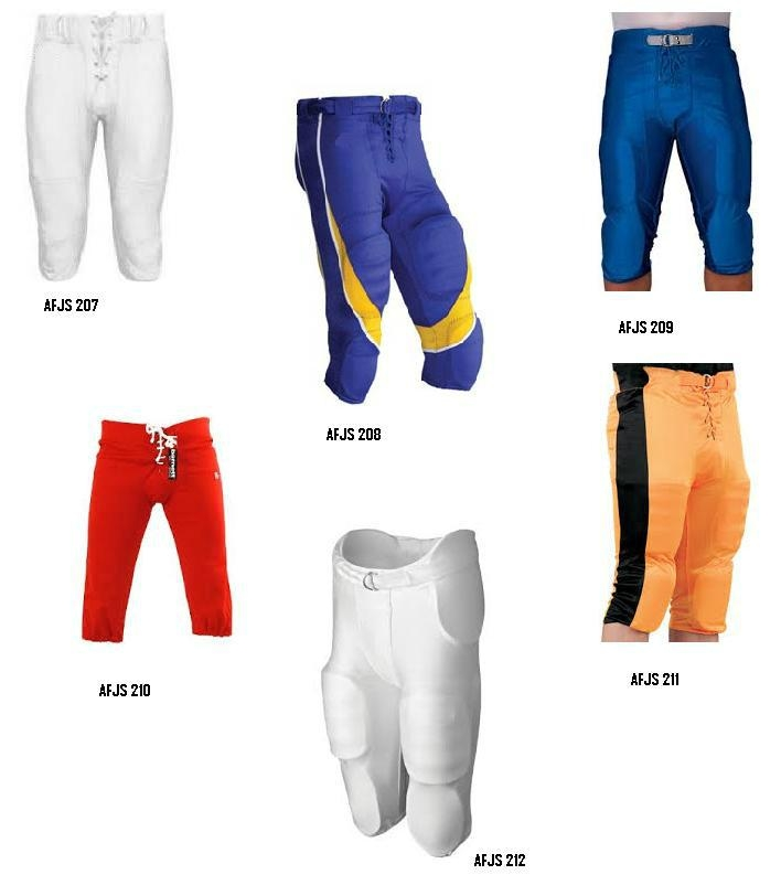 american football soccer kit uniforms 1