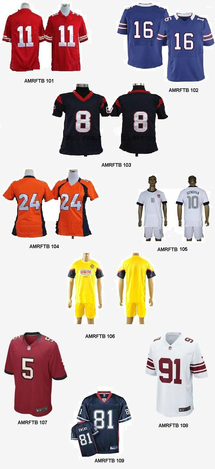 american football soccer kit uniforms 4