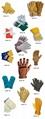 work wear gloves uniform reflective