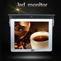 19 inch bems 3G wifi roof mounted bus lcd tv monitor 24v