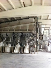 rotary sieve salt rotary screen
