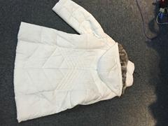 Ladies immidown jacket hoody