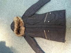 ladies' quilting winter jacket