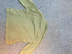 Ladies garment dyed jacket