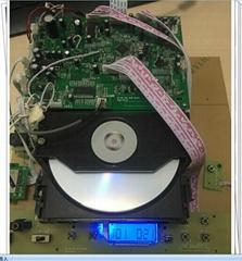 CD/MP3方案