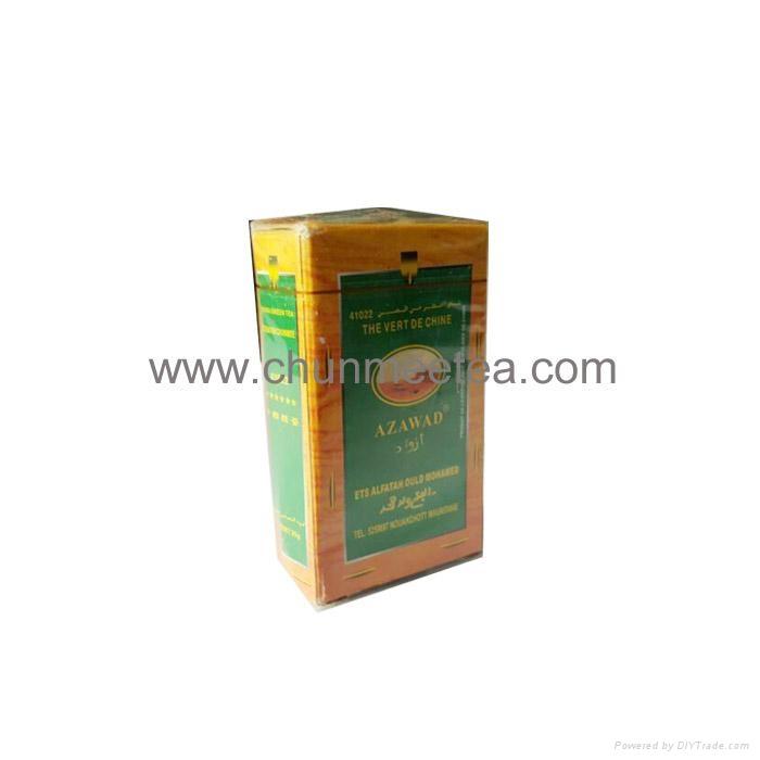 AZAWAD chunmee tea for Africa 1
