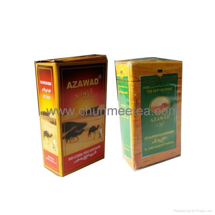 AZAWAD chunmee tea for Africa 5